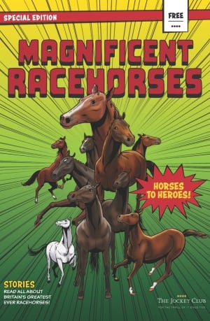 National Comic Marvellous Horses
