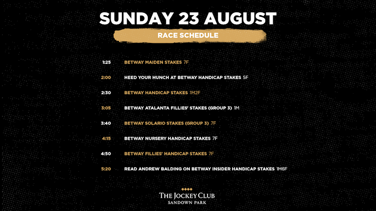 Sunday 23 Aug race schedule.png