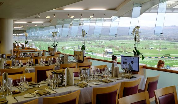 Panoramic Restaurant at Cheltenham Racecourse