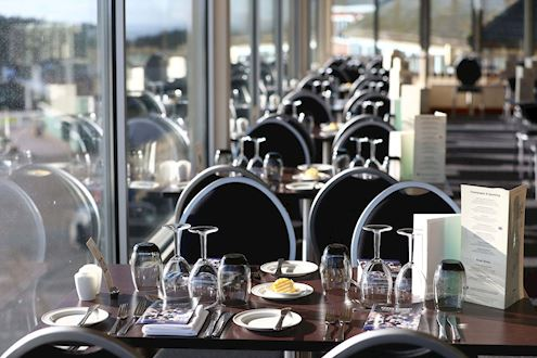 Desert Orchid Restaurant at Exeter Racecourse