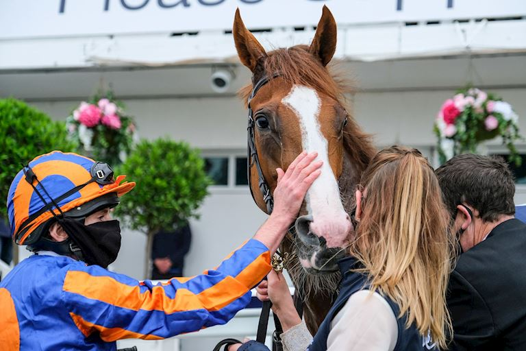 Love Ryan Moore - Race 4 Investec Oaks 2020.JPG