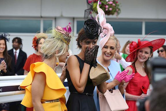 The moment Charlotte from Cheltenham is announced as the 2019 Style Award winner