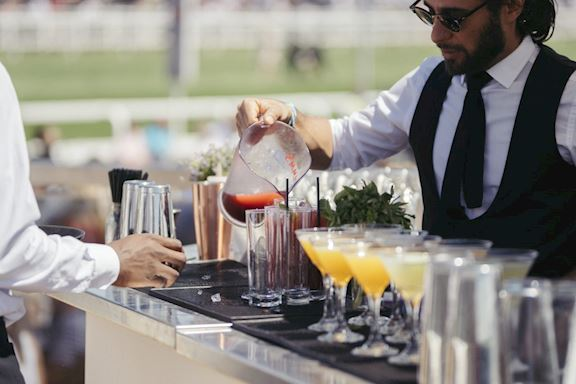 Cocktails at The Derby Festival