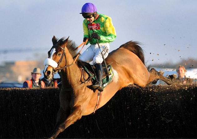 Kauto Star Ruby Walsh King George 2008.png